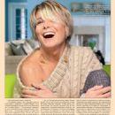 Yuliya Vysotskaya - 7 Dnej Magazine Pictorial [Russia] (6 February 2017) - 454 x 577