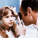 Linda Blair gets examined in Warner Brothers' The Exorcist - 1973