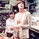 Linda Blair and Ellen Burstyn in Warner Brothers' The Exorcist - 1973