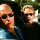 Vin Diesel and Paul Walker in Universal's The Fast and The Furious - 2001