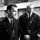 Tom Hanks and David Morse in Castle Rock's The Green Mile - 12/99