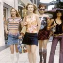 Rachel McAdams, center left, Anna Faris, Alexandra Holden, Maritza Murray in Touchstone's The Hot Chick - 2002