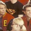 Matthew Lawrence and Eric Christian Olsen in Touchstone's The Hot Chick - 2002