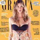 Melissa Satta - Grazia Magazine Cover [Italy] (5 May 2015)
