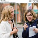 Left: Maria Bello; Right: Director Robin Swicord. Photo by Ralph Nelson © 2007 Tom LeFroy, LLC, courtesy Sony Pictures Classics. All Right Reserved.