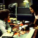 Tim Meadows as Leon and Karyn Parsons as Julie in Paramount's The Ladies Man - 2000