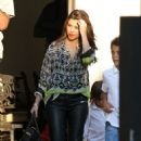 Kourtney Kardashian: at the Fort Lauderdale Museum of Discovery and Science