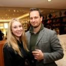 Josh Charles and Sophie Flack - 454 x 427