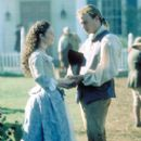 Lisa Brenner plays Anne Howard, whose passion and outspokenness about the cause equals that of male counterpart Gabriel Martin (Heath Ledger) in the Columbia Pictures presentation, The Patriot - 2000
