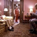 Luke Wilson, Gwyneth Paltrow, Ben Stiller and Gene Hackman in Touchstone's The Royal Tenenbaums - 2001