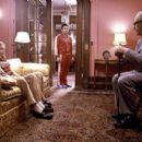 Luke Wilson, Gwyneth Paltrow, Ben Stiller and Gene Hackman in Touchstone's The Royal Tenenbaums - 2001
