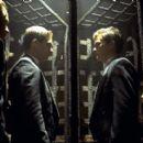 Caleb Mandrake (Paul Walker) and Luke McNamara (Joshua Jackson) join an elite secret society in Universal's The Skulls - 2000