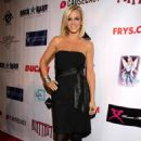 Jenny McCarthy - Leather And Lace 2 Annual Party At The Playboy Mansion In Beverly Hills, 04.10.2008.