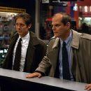 James Spader as Joel and Chris Ellis as Hollis in Universal's The Watcher - 2000 - 400 x 364