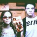 Erika Christensen and Topher Grace in USA Films' Traffic - 2000