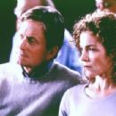 Michael Douglas and Amy Irving in USA Films' Traffic - 2000