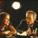 Clint Eastwood and Mary McCormack in Warner Brothers' True Crime - 1999