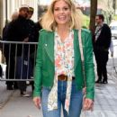 Candace Cameron Bure at The View in New York - 454 x 872