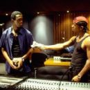 Pras and Ja Rule in New Line's street-action film Turn It Up - 2000 - 400 x 264