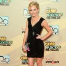 Meaghan Martin - Premiere Of 'Camp Rock 2: The Final Jam' At Alice Tully Hall, Lincoln Center On August 18, 2010 In New York City