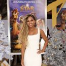 Meagan Good – 'The Star' Premiere in Los Angeles - 454 x 781