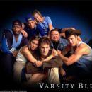 Top: Eliel Swinton, Paul Walker, Ali Larter Bottom: Amy Smart, James Van Der Beek, Ron Lester and Scott Caan in Varsity Blues