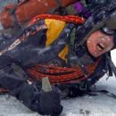 In the Columbia Pictures presentation Vertical Limit (2000), Nicholas Lea plays respected and reliable expedition leader Tom McLaren, who despite dangerous weather conditions tries for the K2 summit at the insistence of his client, Elliot Vaughn.