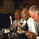 James Ryland, Paddy Ward, David Kelly and Ian Bannen in Waking Ned Devine