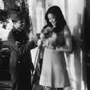Larenz Tate and Lela Rochon in Warner Brothers' Why Do Fools Fall In Love? - 9/1998