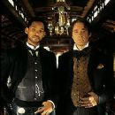 Will Smith and Kevin Kline in Warner Brother's Wild Wild West - 1999