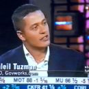 CEO Kaleil Isaza Tuzman speaks on CNN about his new company and its $50 million worth in Artisan's Startup.com - 2001