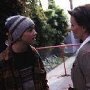 Joseph Gordon-Levitt and Nancy Stephens in Halloween: H20