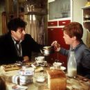 Stephen Rea and Eamonn Owens in Warner Brothers' The Butcher Boy - 4/1998 - 350 x 232