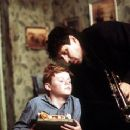 Eamonn Owens and Stephen Rea in Warner Brothers' The Butcher Boy - 4/1998 - 360 x 239