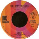 The Way Of Love / Don't Put It On Me