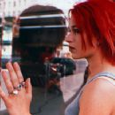Franka Potente in Run Lola Run