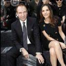 Ralph Fiennes and Amanda Harlech - 331 x 498