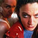 Gary McCormack and Michelle Gomez in Zeitgeist's The Acid House - 1999