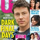 Lea Michele, Cory Monteith - US Weekly Magazine Cover [United States] (29 July 2013)