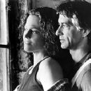 Sigourney Weaver and David Strathairn as Alice and Howard Goodwin in First Look's A Map Of The World - 1/2000