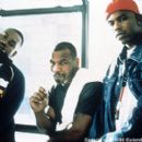 Raekwon, Mike Tyson and Power in Screen Gems' Black And White - 2000