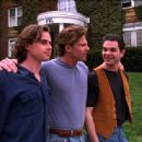 Sam Trammell, Mark Dobies and Jerry Laurino in Castle Hill's Followers - 2000