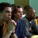 Jerry Laurino, Sam Trammell and Eddie Robinson in Castle Hill's Followers - 2000