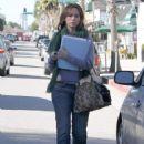 Jennifer Love Hewitt candids - Studio City - Jan 12 2011
