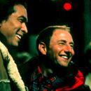 Eric Schweig and Arye Gross in Jour de Fete Films' Big Eden - 2001