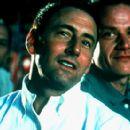 Arye Gross and Tim DeKay in Jour de Fete Films' Big Eden - 2001