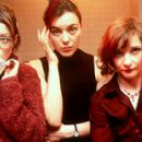 Catherine McCormack, Olivia Williams and Jane Horrocks in United Artists' Born Romantic - 2001