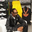 Snoop Dogg attends a Press conference for adidas at the Footlocker Oxford Street store on July 9, 2010 in London, England.