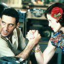 John Turturro and Sigourney Weaver in Paramount Classics' Company Man - 2001