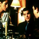 Summer Phoenix, Mike McGlone and Alex Corrado in Access Motion Picture Group's Dinner Rush - 2001